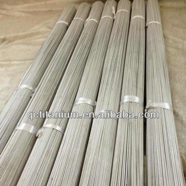 ASTM B863 99.6% Pure Titanium Gr1 Resistance Wire titanium price per kg