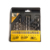 Multifunctional Combination Twist Drill Bits Set for Metal,Wood,Masonry