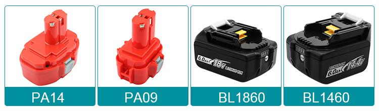 12V cordless drill battery PA12 1220 for 12V power tool battery replacement Ni-MH type