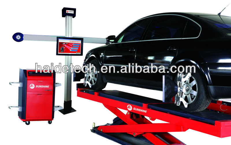 wheel alignment products with CE & ISO Certificate