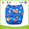 New alva baby fraldas de pano nice hot baby diaper girls sweet diaper girl