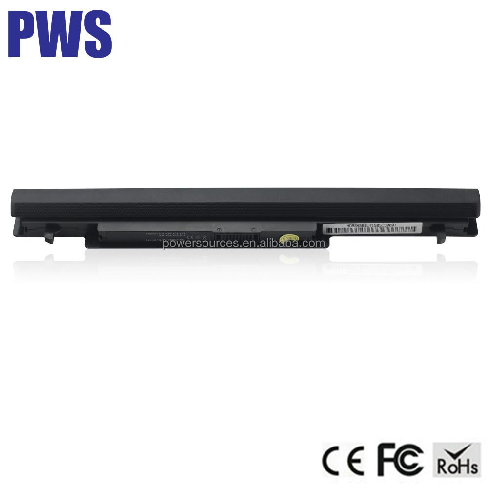 Baterai Asus Ultrabook A46 A56 K46 K56 R405 R505 R550 S40 S46 A32 Battery Original A46c A46ca A46cm K46c K46ca K46cm K56c K56ca K56cm A31 China