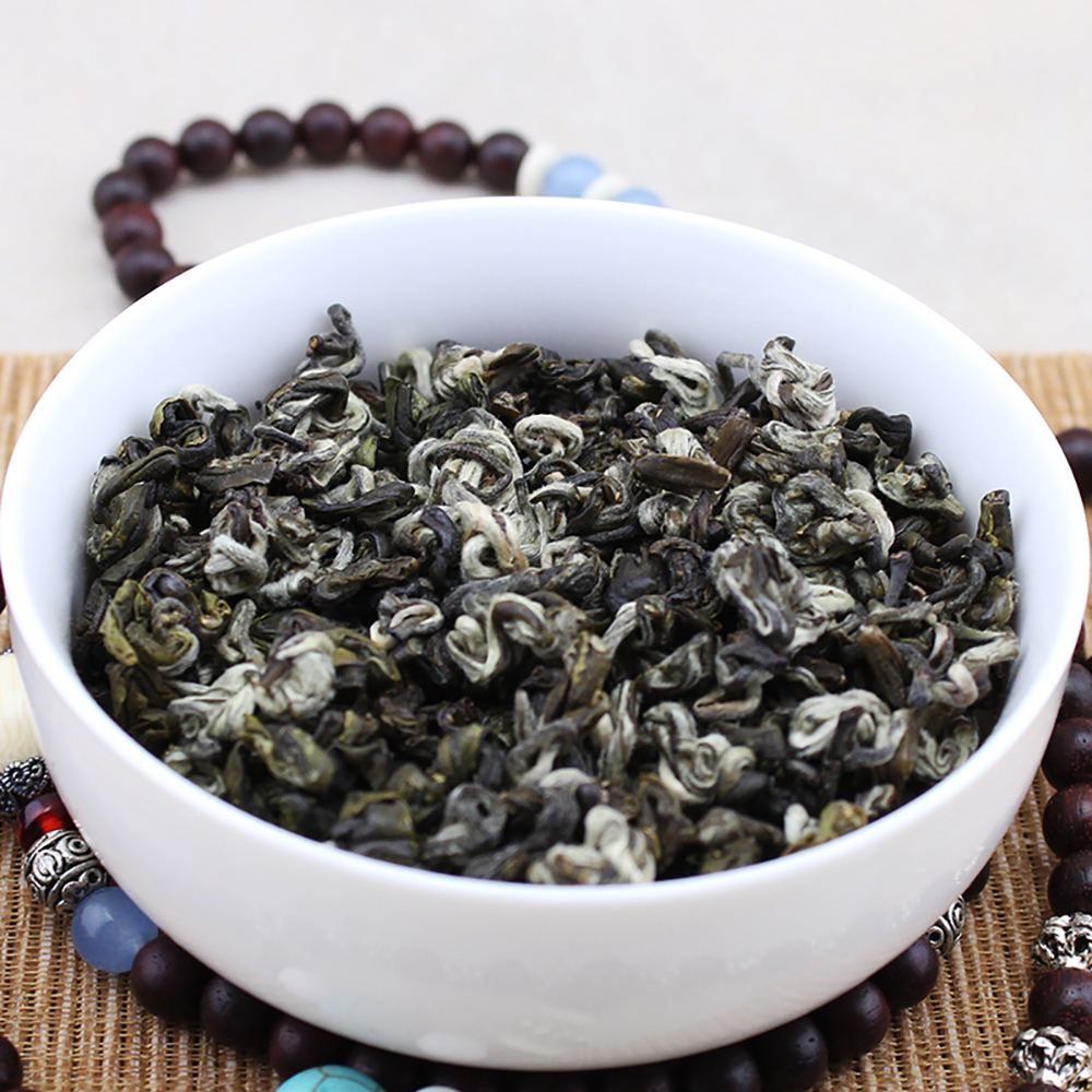 Dropshipping Green Loose Tea Chinese Bi Luo Chun Green Tea Leaves - 4uTea | 4uTea.com