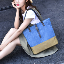 New design vintage tote bag personalized heavy canvas shopping tote bag wholesale