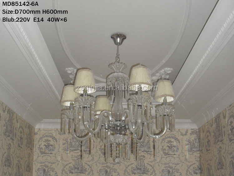 New hotsell modern crystal light ocean pendant lamp
