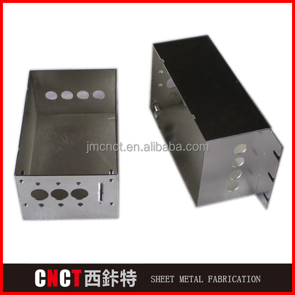 CNCT High Quality Sheet Metal Cover Fabrication Steel Cover