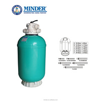 GH series sand filter for irrigation swimming pool sand filter water well sand filter