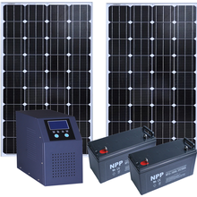 solar pv power system 1kw 250w solar panels/modules for home electricity