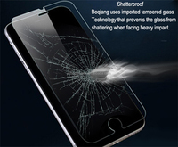 trending Hot Products 2016 Clear 9H Tempered Glass Screen Protector for iPhone 6