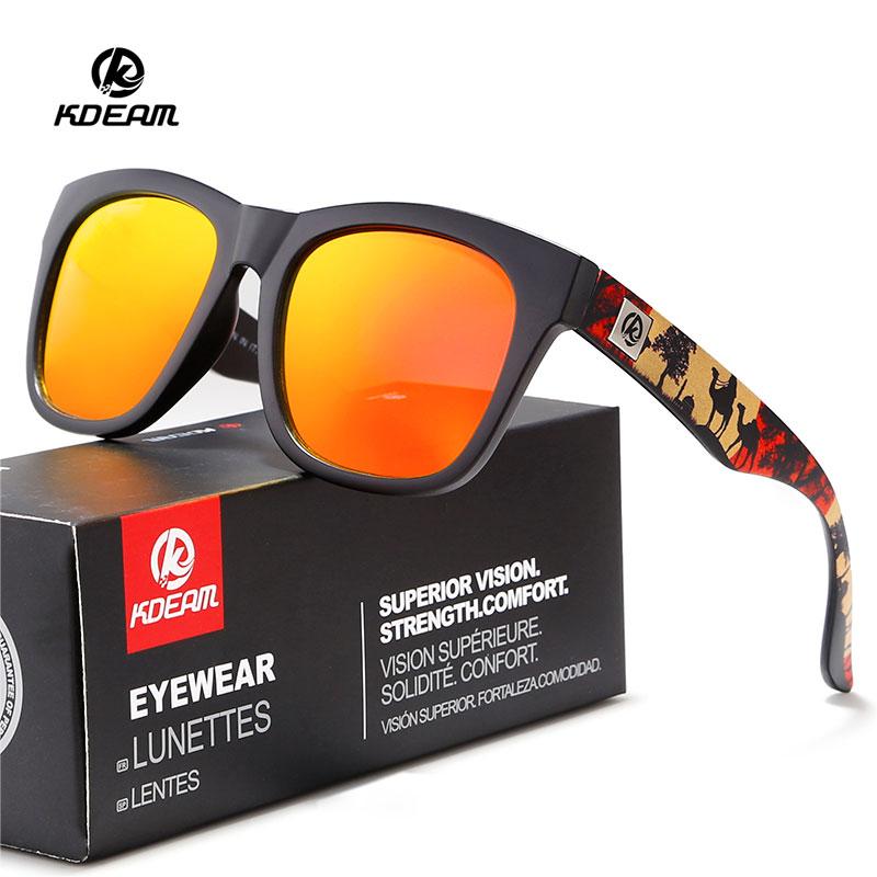 KDEAM Fashion PC Frame Polarized PC Lenses Sunglasses Oval Square Sun Glasses Brand Designer eyewear 5 colors for men/women, N/a