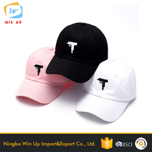 WINUP unisex 5 or 6 panel plain sports baseball cap hip hop cap
