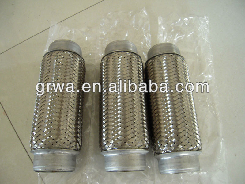 exhaust muffler flexible pipe and tube