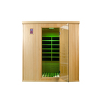 China factory carbon fiber panel infrared sauna room