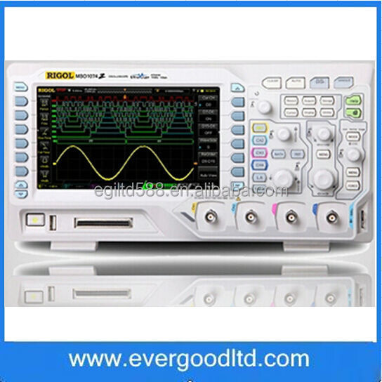Rigol 4 Channel 70MHZ Oscilloscope DS1074Z-S Digital Oscilloscope +25 MHZ BW Limit 4 Channel