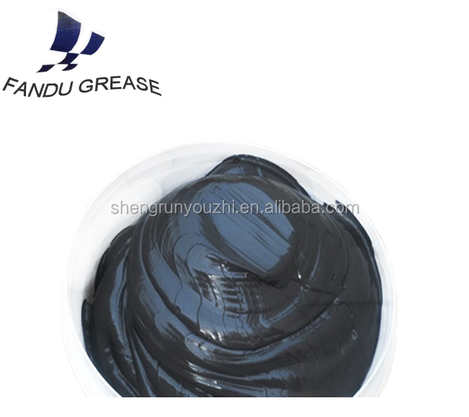 Black Molybdenum Disulfide Mos2 Lithium Lubricant For Industrial Equipment