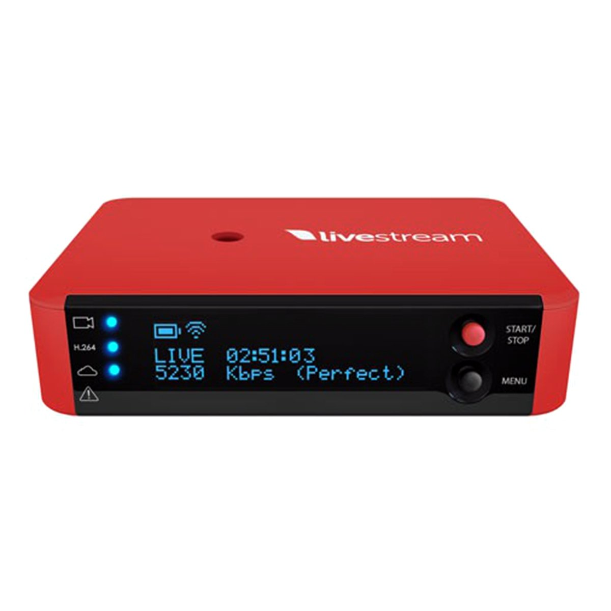 Livestream Broadcaster Pro | 1080p 5Mbps Encoder Stream Live