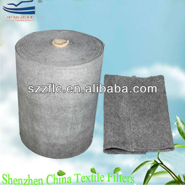 Meltblown Activated Carbon Filter Paper
