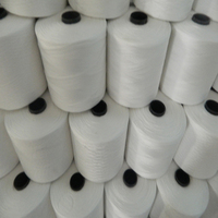 Plentiful of elastic thread polyester spun yarn for sewing