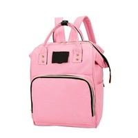 China Supplier Wholesale Multi-functional New Design Outdoor Baby Diaper Nappy Bag Backpack Mummy bag