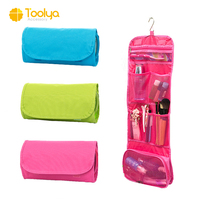2017 Hot Sale Promotional Hanging Makeup Cosmetic Bags&Case For Travel