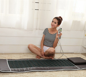 Huikang tourmaline heating mat for therapy