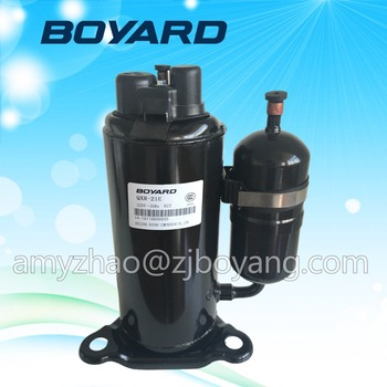 Lanhai 18000btu rotary 1.5 ton ac compressor for air conditioner spare part