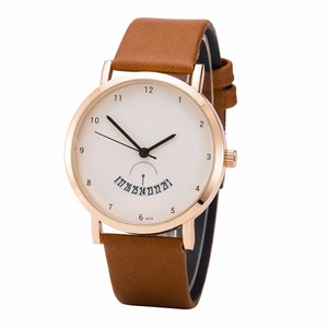 Trend Design Excel Slim Stone Water Resist 5 bar Japan Movt Pc21 quartz stainless steel watch water resistant