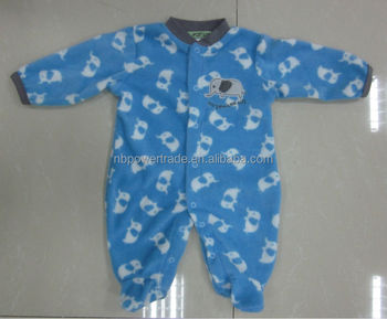 ea80f95bbd8e Baby Micro Polar Fleece Rompers baby Wear  Baby Clothes - Buy ...