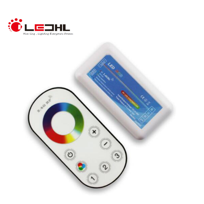 2 4G 4 channel led controller rgbw controller RF wireless
