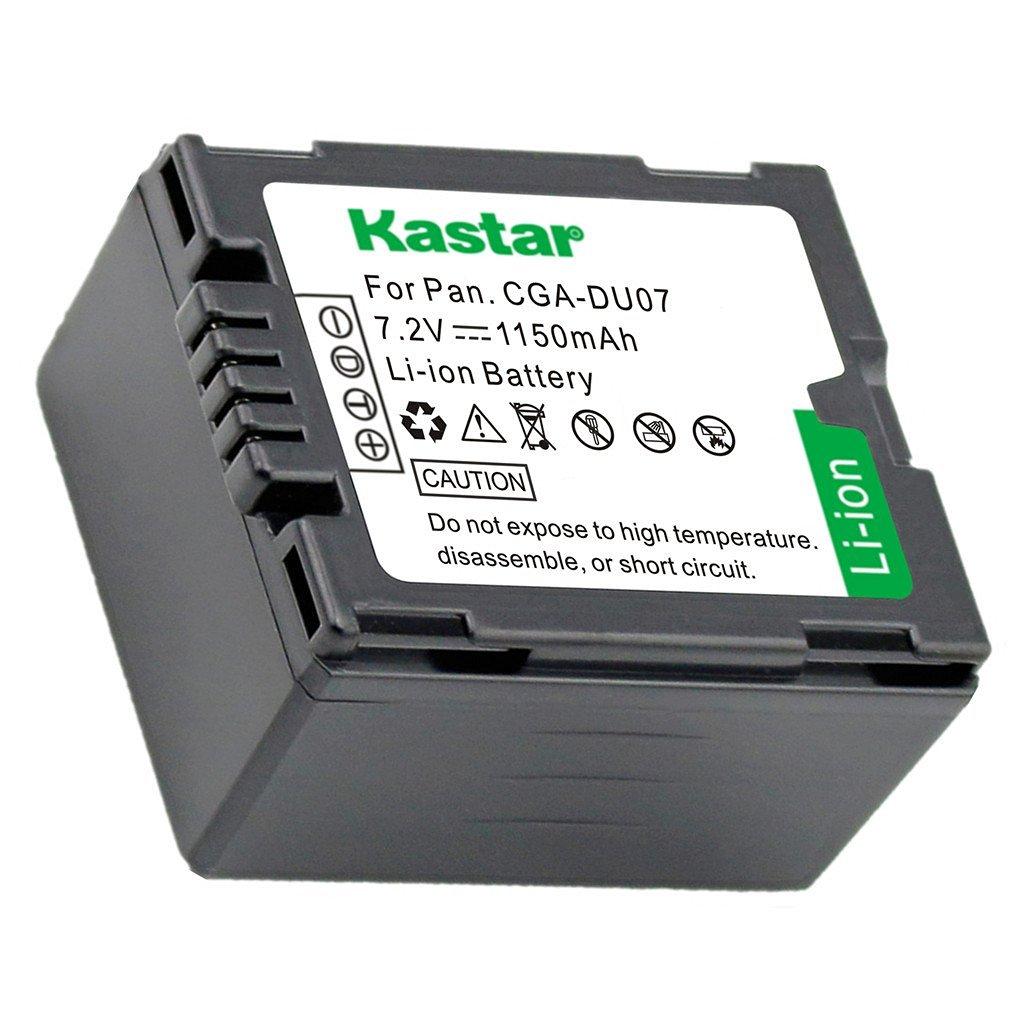 Get Quotations · Kastar Battery (1-Pack) for Panasonic CGA-DU06, CGA-DU07