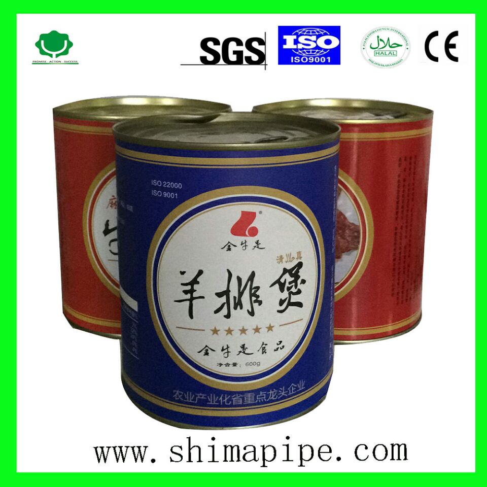wholesale Canned Corned Beef from Canned Poultry with high quality