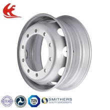 Camion <span class=keywords><strong>tubeless</strong></span> 22.5x8.25 ruote cerchi in acciaio