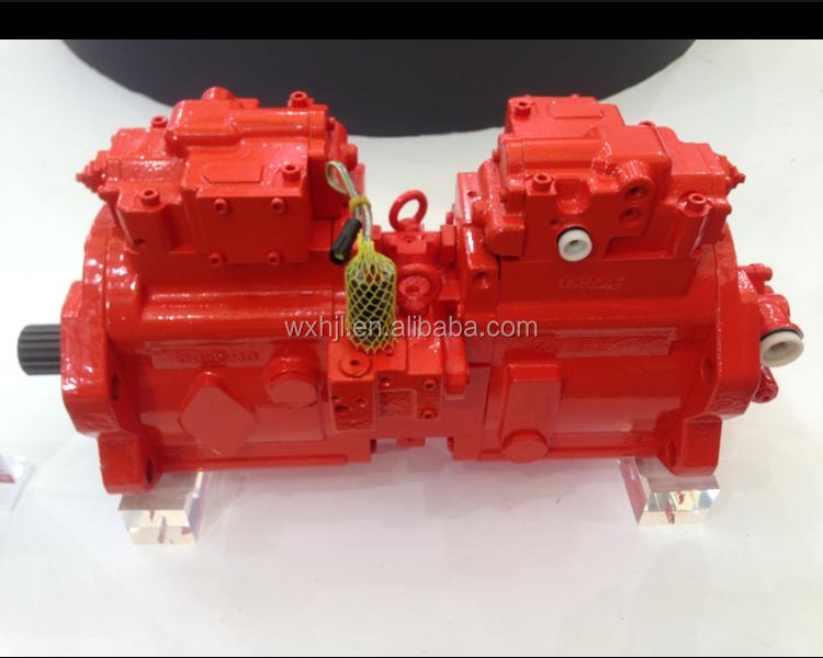 Replacement Kawasaki K3V63 K3V112 excavator hydraulic pump