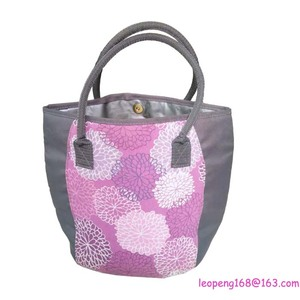 Neoprene Insulated Lunch Bag Soft Cooler Portable Lunch Tote