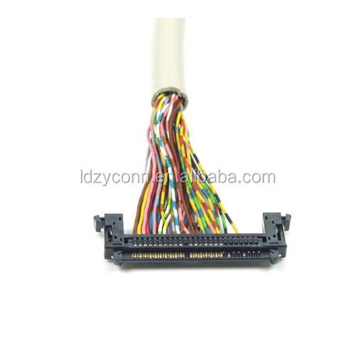 LVDS Connector 20 Pin Cable Assembly