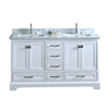 Homedee allen roth used bathroom vanity cabinets
