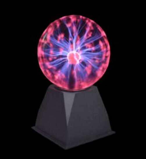Static Ball Electricity Tesla Large Plasma Dj Lamp