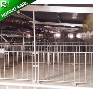 Pig Fattening Pens Nursery Pig Cage Used Weaner Crates