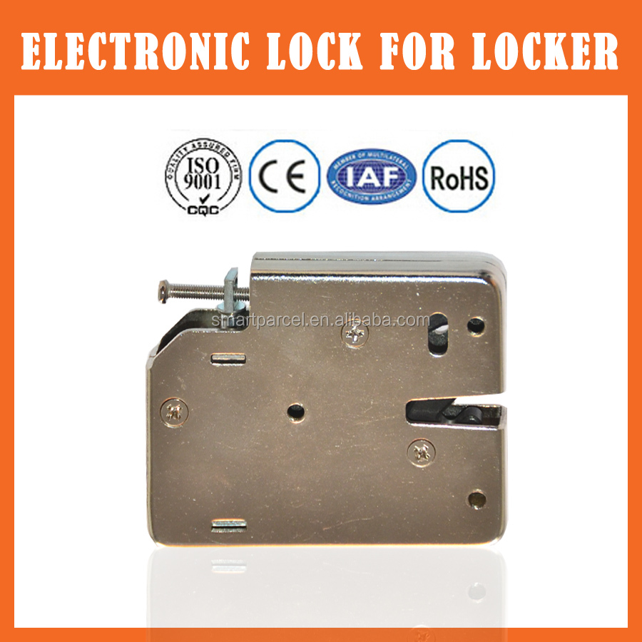 Y2016 New design violence-prevent electronic lock for storage locker use