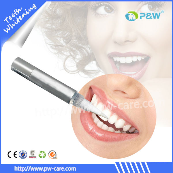 teeth whitening pen bleach bright