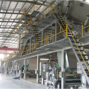 380V/550V ECO type new technology cigarette paper products making machinery plant from paper manufacturing machine