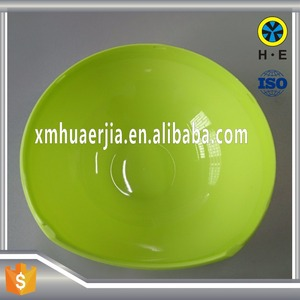 OEM BPA FREE Plastics Material Injection Molding Silicone Rubber Moulds Molding Fresh Green Prototype
