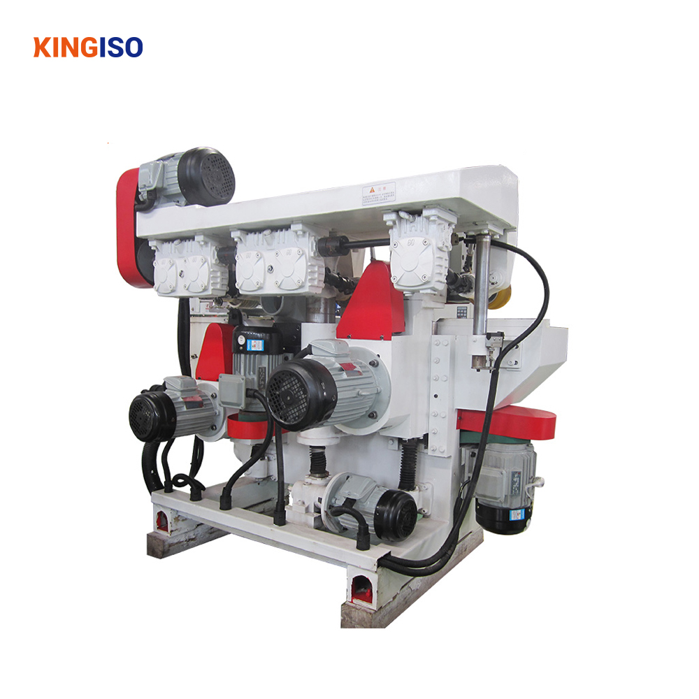 Kingiso Mb4012a Laminated Wood Four Side Planer Woodworking Machine 4 Sided  Chamfering Planer - Buy Woodworking Machine 4 Sided Chamfering,Laminating