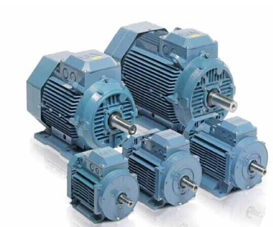 ABB M3AA/M2AA aluminum motor three phase induction IE2 IE3 AC electric motor IEC standard asynchronous motor