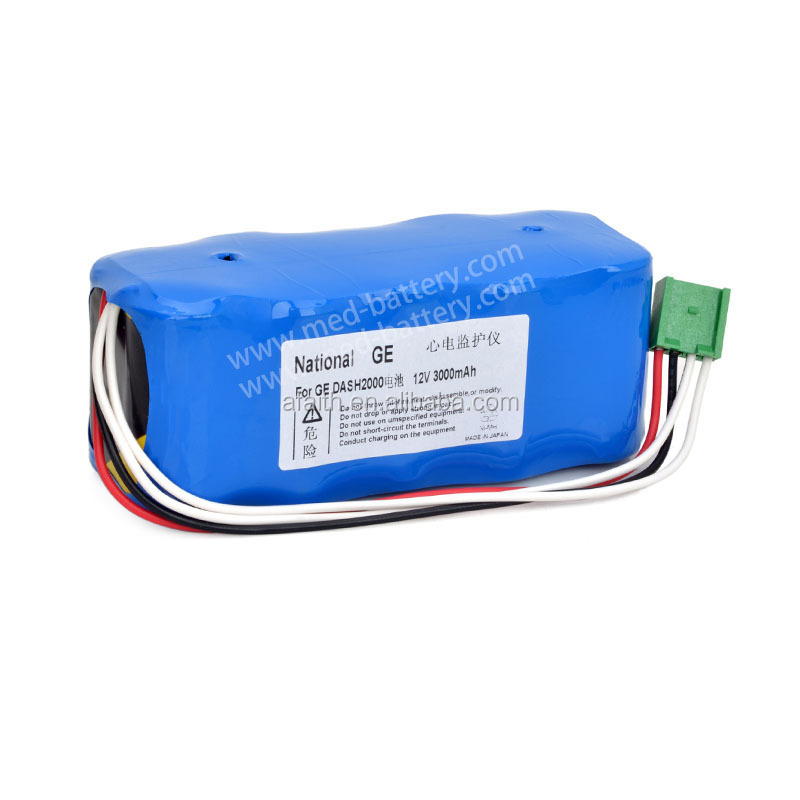 GE DASH2000/DASH 2000 Patient Monitor Battery 92916781 Battery