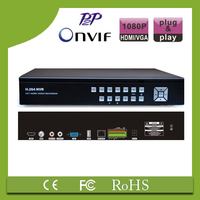 2013 New DIY 4CH 720P IP ID camera and NVR kit Security Equipment support P2P standard Onvif 2.0 HDMI 4CH NVR Recorder