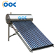 Stainless Steel Frame Use Low Continuously Supply Hot Pressure Solar Water Heater System
