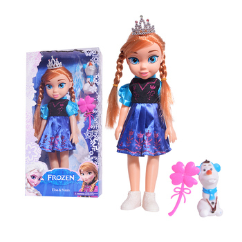 Grosir 14 Inch Frozen Elas Bernyanyi Boneka Mainan Murah - Buy Murah ... 77e95a4e0d