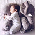 2016 Hot Sale Free Shipping 60cm Colorful Giant Elephant Stuffed Animal Toy Animal Shape Pillow Baby