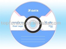 Double layer DVD 8.5GB